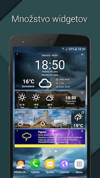 iMeteo.sk Počasie and iRadar