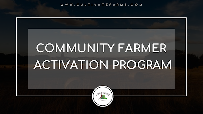 Community farmer activation program