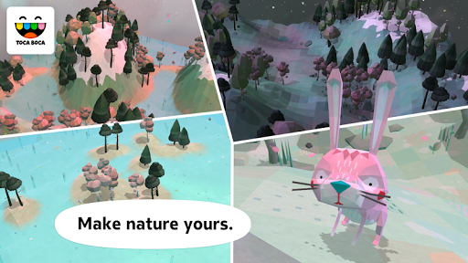 Toca Nature - screenshot