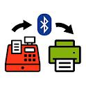 Registratore cassa + stampa BT