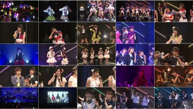 190327 (720p) AKB48チーム4+HKT48チームTII「手をつなぎながら」合同特別公演