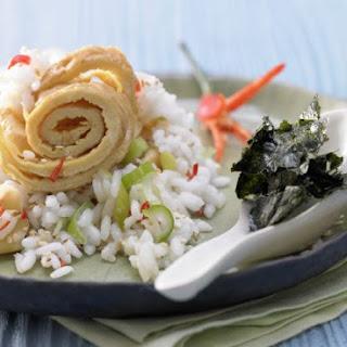 Sesame Sushi Rice
