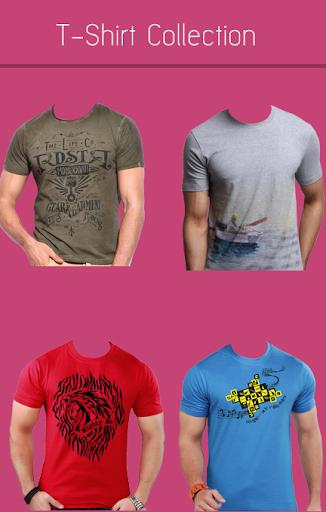 T-Shirt for men Suit