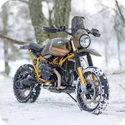 BMW Motorcycles Wallpapers APK