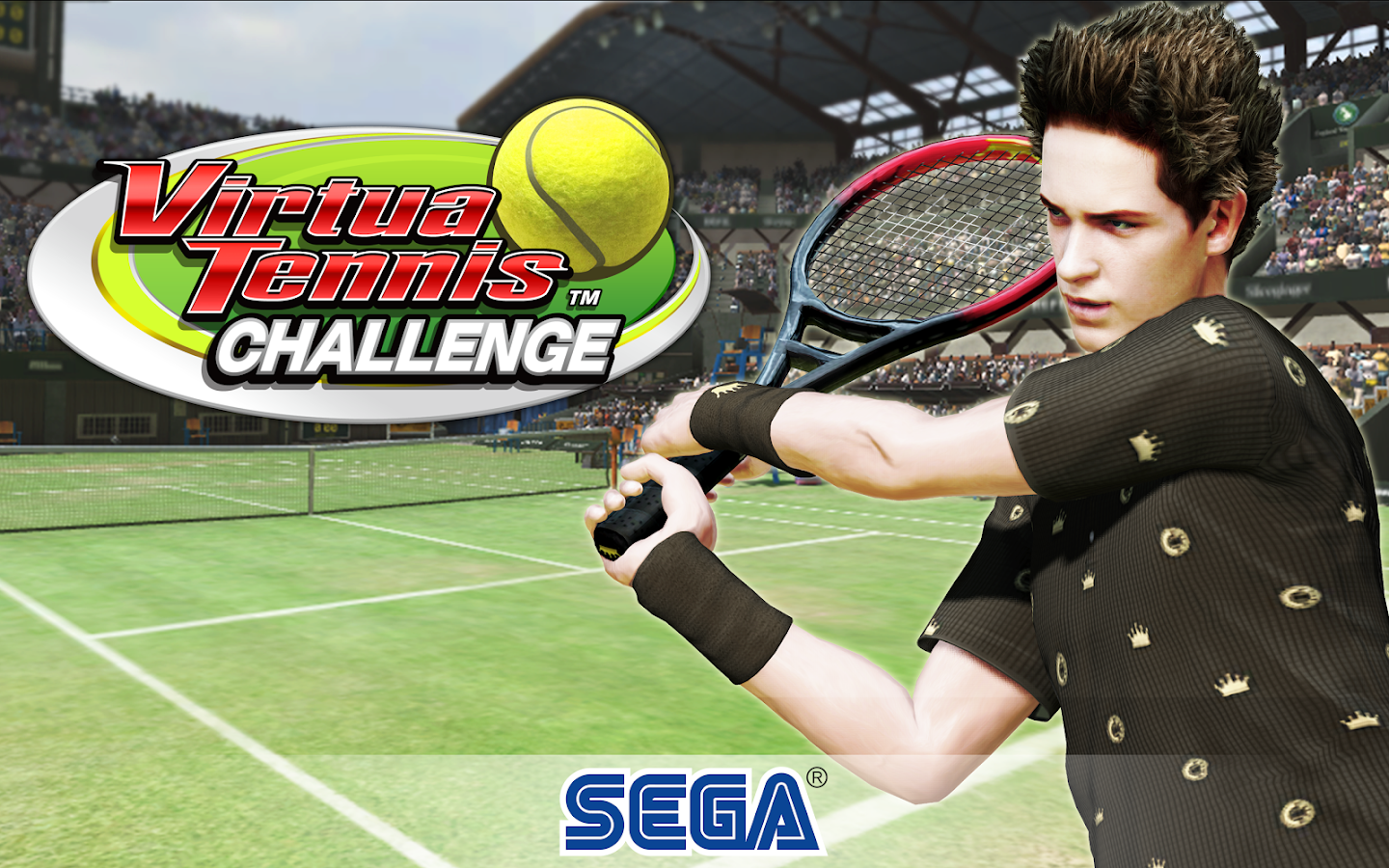 Virtua Tennis Challenge- screenshot