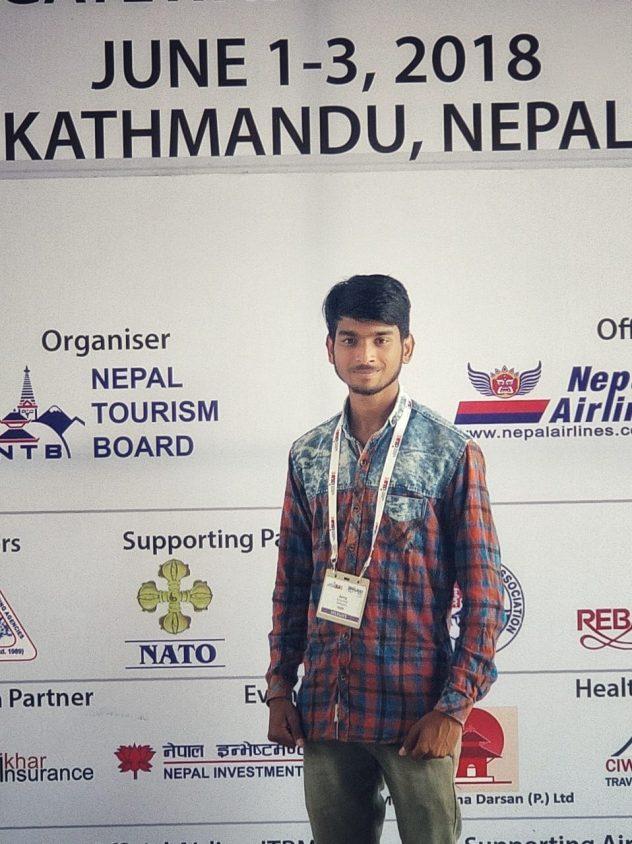 Himalayan Travel Mart, Kathmandu Nepal 2018