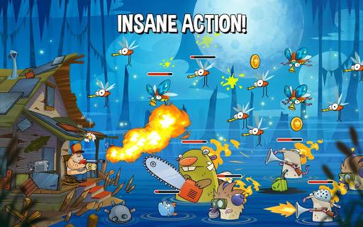 Swamp Attack screenshot 21