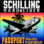 Schilling Cider - Passport (Pineapple Passion Fruit)