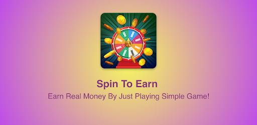 Spin To Earn is a free app to make money online. 10 min daily and you're done!