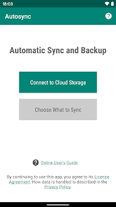 Autosync - Universal cloud sync and backup 0.9.39 b2005272 (BETA) (Patched)