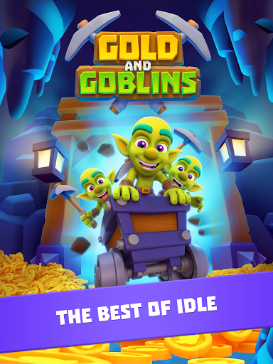 Gold and Goblins: Idle Miner screenshot 7