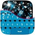 Blue Fancy GO Keyboard icon