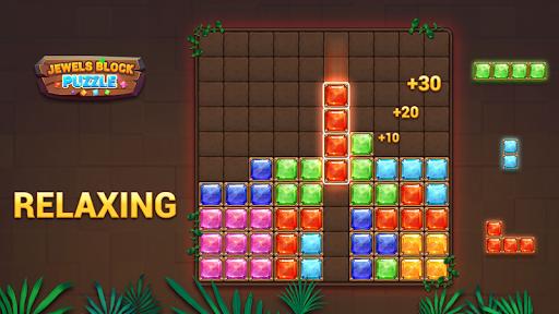 Block Puzzle - Jewels World painmod.com screenshots 8