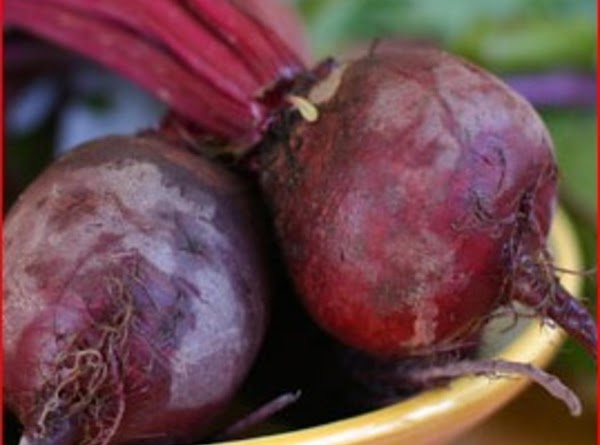 Pickled Beets ( Sweet ) Recipe