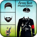Army Photo Editor : Army Photo Suit icon