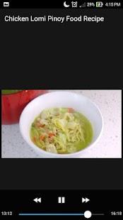 Download chicken lomi pinoy food recipe video offline for pc download chicken lomi pinoy food recipe video offline for pc windows and mac apk screenshot 2 forumfinder Gallery