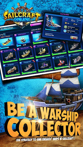 SailCraft Battleships Online