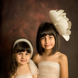 Sisters. by Petya Dimitrova - Babies & Children Child Portraits