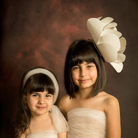 Sisters. by Petya Dimitrova - Babies & Children Child Portraits