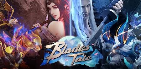 Blades Tale APK poster