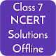 Class 7 NCERT Solutions Offline Download on Windows