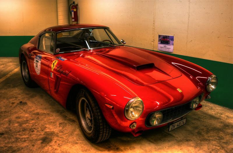 Photo: Red Diva - Ferrari 250 GT Berlinetta SWB