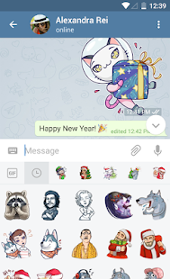 Lime Chat Messenger-Telegram