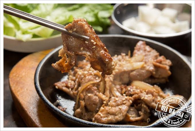 槿韓食堂烤醃豬肉