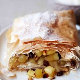 Croat-Serb Strudel Dough.