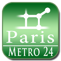 Paris (Metro 24) icon
