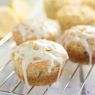 Lemon Zucchini Muffins.