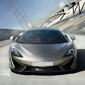 Car Wallpapers HD - McLaren