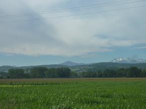 Photo: Le Piémont pyrénéen