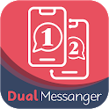 Messenger Parallel Dual App - Dual Space icon