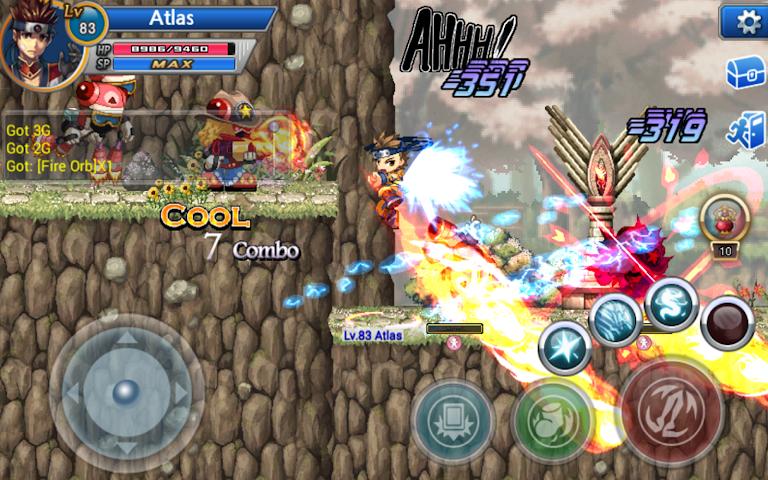 android Soul Guardians Âge de Midgard Screenshot 20