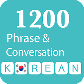 Korean Phrases and Conversations Premium