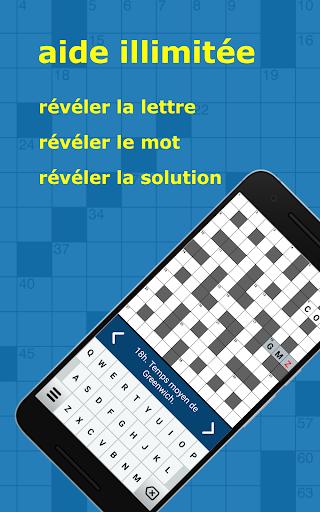 Code Triche Mots Croisu00e9s APK MOD screenshots 6