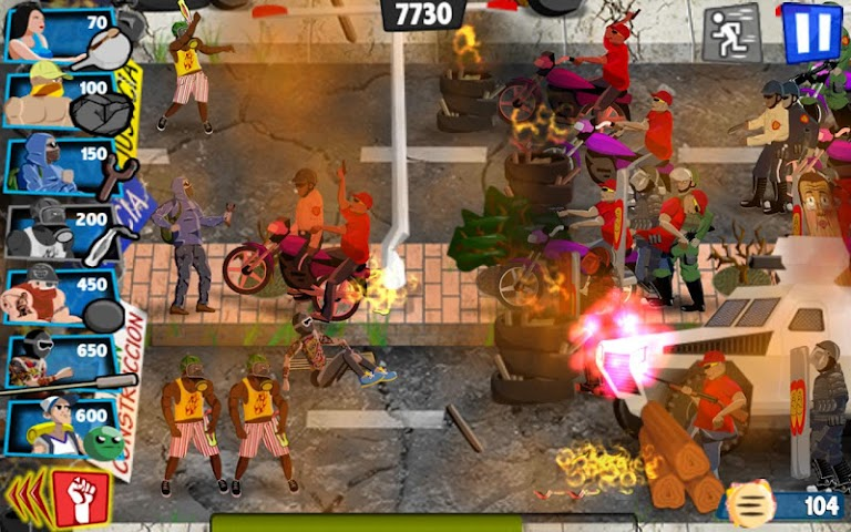 android Guarimba: A Town's Revolt Screenshot 15