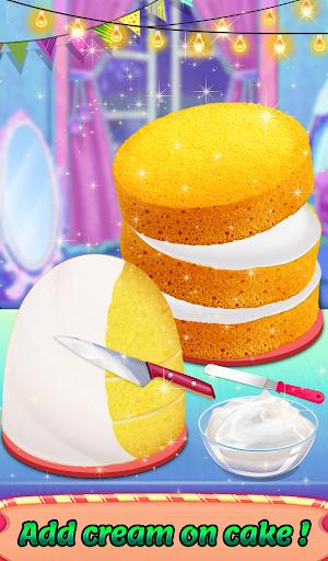 Wedding Doll Cake Decorating 3.3 screenshots 10