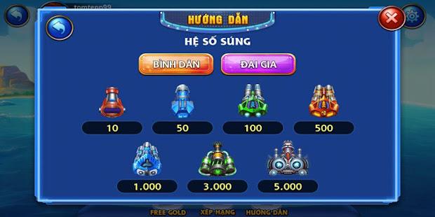 Game Ca 69 - Game ban ca Sieu Thi APK for Windows Phone