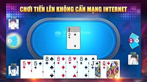 Tien Len Mien Nam - tlmn  gameplay | by HackJr.Pw 1