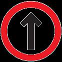 Placas de Trânsito com QUIZ icon