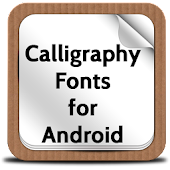 Calligraphy Fonts for Android
