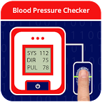 Blood Pressure Prank: Fingerprint Scanner Icon