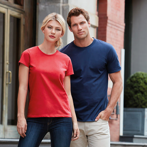 Gildan Premium Promotional Cotton T-Shirts