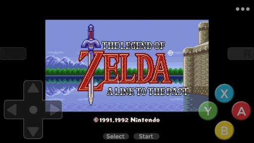 SNES Emulator - Arcade Classic Full Games 1.0 screenshots 4