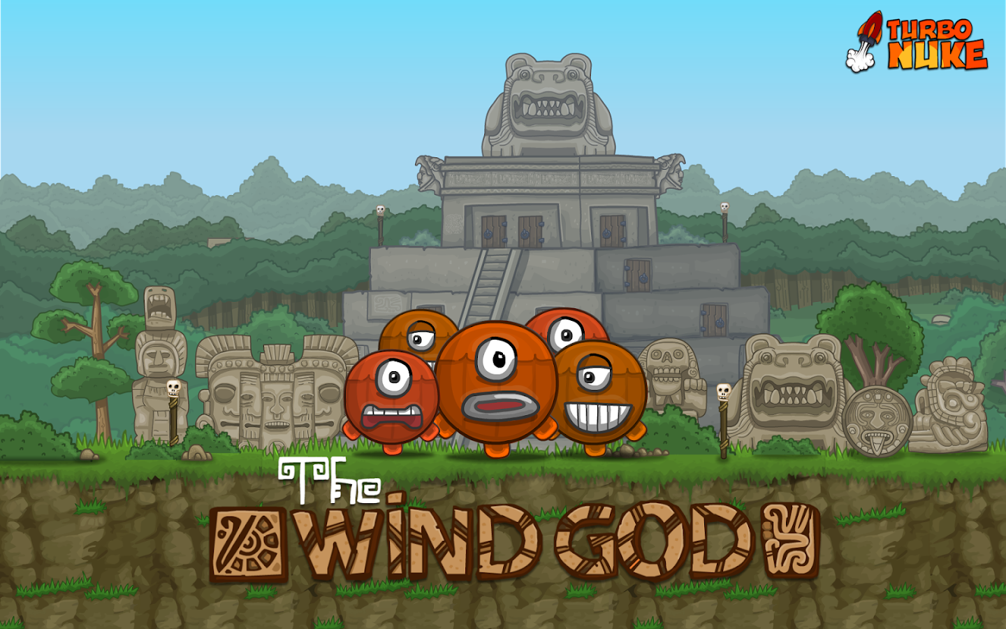 The Wind God- screenshot