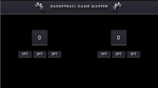 Basketball Game Master