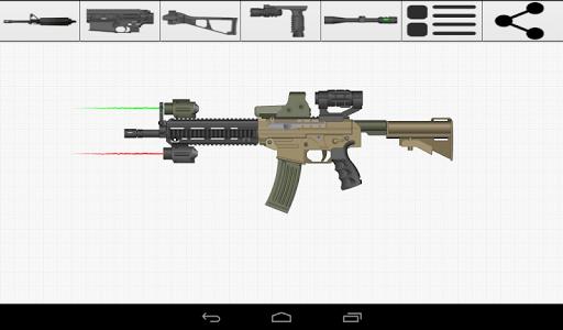 Weapon Builder Pro screenshot 5