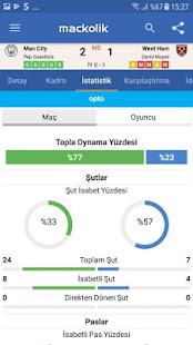 App Mackolik Canlı Sonuçlar APK for Windows Phone